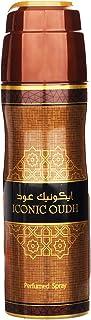 Iconic oudh Perfume Spray By Lattafa Parfums For Men - 200 milliliters