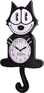 Felix The Cat Motion Clock