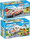 PLAYMOBIL® City Life 2er Set 70048 70050...