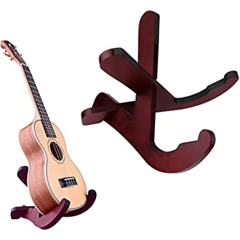 Soporte de madera para guitarra eléctrica, de Haichen, universal ...