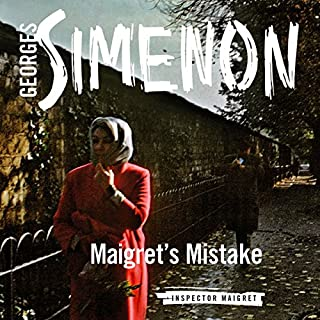 Maigret's Mistake cover art
