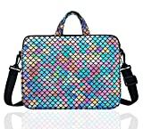 17.3-Inch Laptop Shoulder Carrying Bag Case Sleeve For 17' 17.3 inch HP DELL (Colorful)