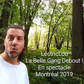 Chansons du Québec Libre et en Amour ! (Spectacle à Montréal 2019)