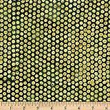 Island Batik 0579549 Alpine Jingle Pineneedle Fabric Stoff,