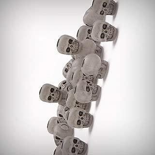 Best plastic skull beads wholesale Reviews