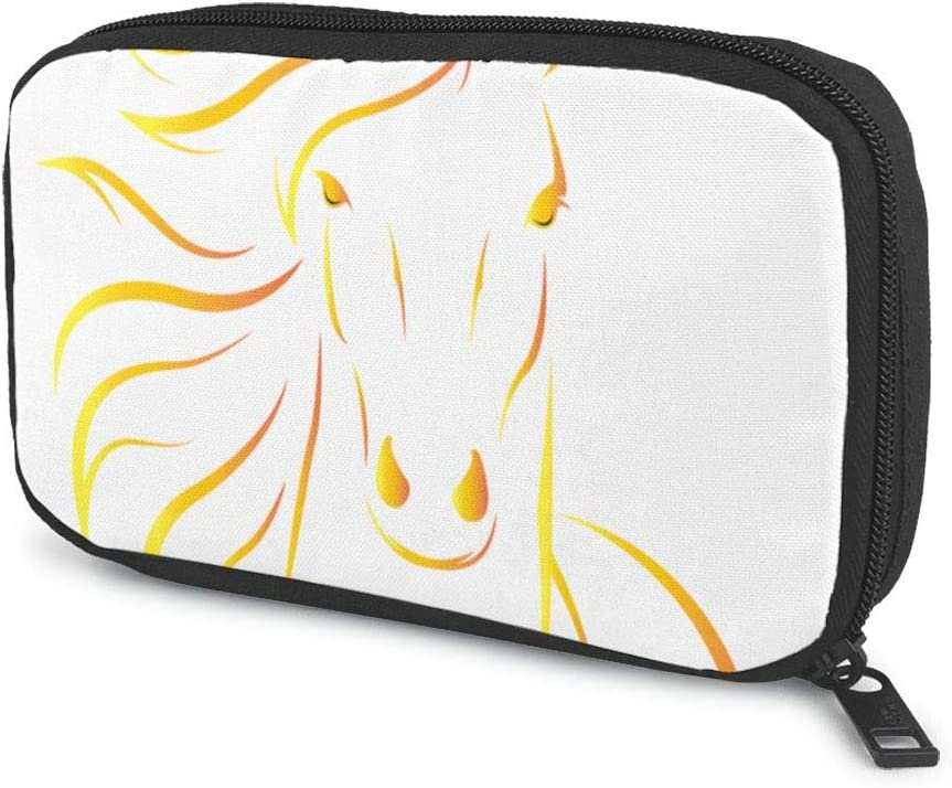 Cable Organizer Bag Vector Accessories Travel Horses Popular product Electronics Finally resale start