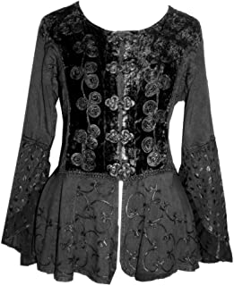 Best black gypsy blouse Reviews