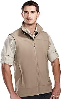 Performance 3-Bonded Soft-Shell Vest. 6440 Zeneth