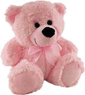 Elka Australia 76201-23PK Jelly Teddy Bear Soft Plush Toy, Light Pink, 23 Centimeters