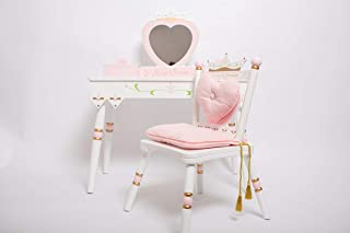 heart desk chair