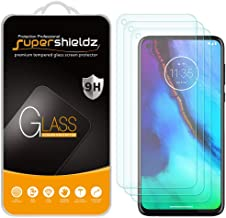 (3 Pack) Supershieldz for Motorola Moto G Stylus Tempered Glass Screen Protector, Anti Scratch, Bubble Free