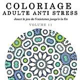 Coloriage Adulte Anti Stress: Jouez le jeu de l'existence jusqu'à la fin: Volume 11 (Mandalas à Colorier)
