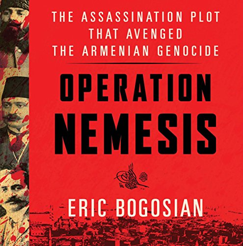Operation Nemesis audiobook cover art