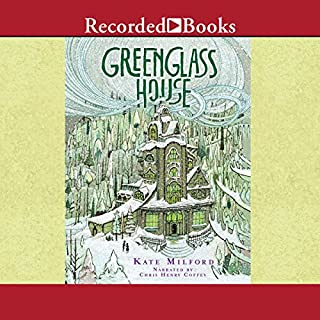Greenglass House audiobook cover art