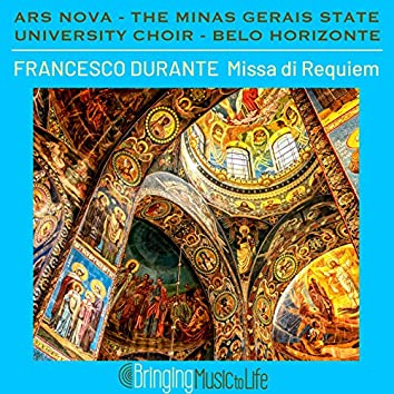 Francesco Durante Missa di Requiem
