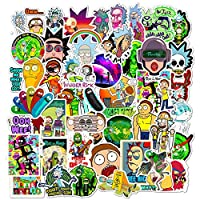 💚 High quality sticker: The sticker is made of waterproof PVC material which are sun protection and waterproof. 💚 Best gift: Amazing Assortment of Car Sticker Decals, a best gift for your kids, friends, lovers to DIY decoration. Get your Stickers, Cl...