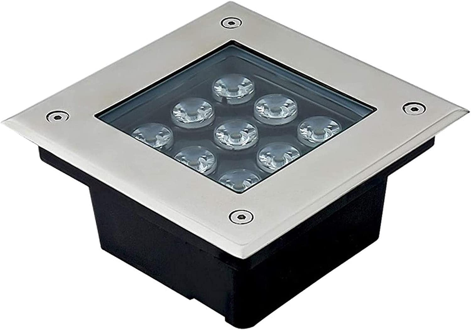 MWKLW 9W Outdoor LED Recessed Ranking TOP8 Floor Light Waterproof Warm White Sales of SALE items from new works