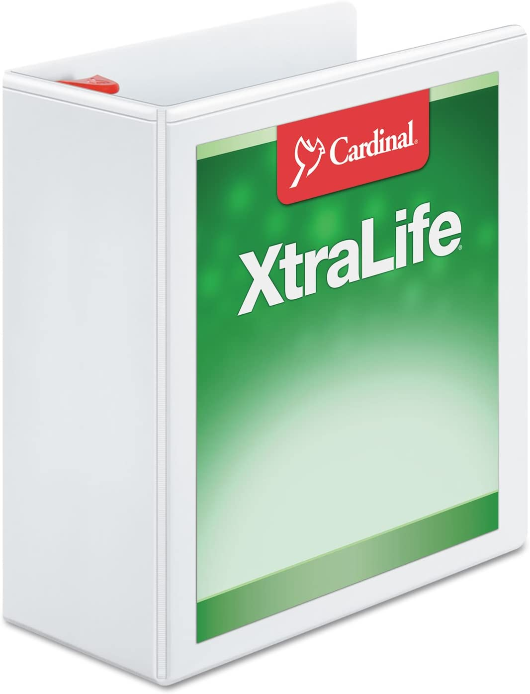 New York Mall Cardinal 26340 Clearvue Binder Capacity D-Ring 11-Inch 4-Inch Import