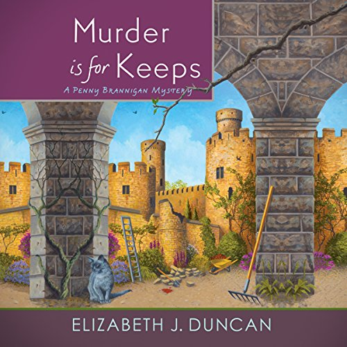 Murder Is for Keeps cover art
