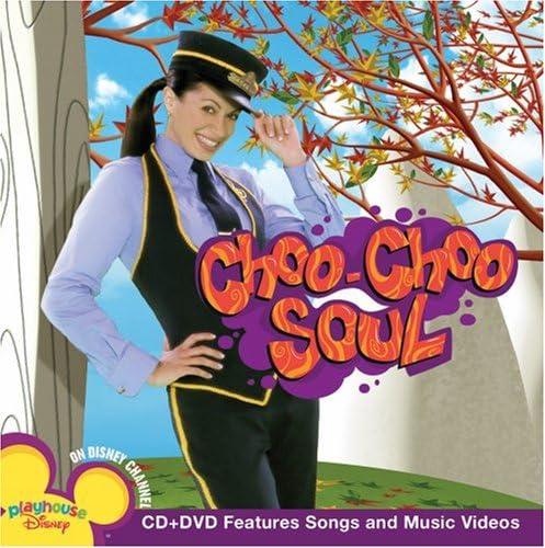 Choo Choo Soul CD DVD product image