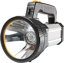 AF-WAN Super Heldere LED Oplaadbare Troch Krachtige Handheld Zaklamp 7000 Lumen 9000mAh Waterdichte Spotlight 6 Lichtmodi,...
