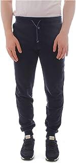 Luxury Fashion   Sun 68 Men F1912607 Blue Cotton Joggers   Autumn-winter 19