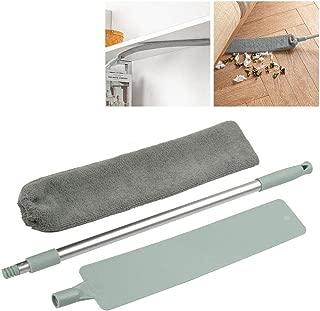 Piumino in microfibra per spolverare piumino per spolverare,piumino cattura polvere, FLASH MOP Stanhome spazzola per spolverare