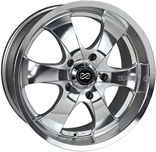 Enkei M6- Truck Series Wheel, Mirror Finish (17x8