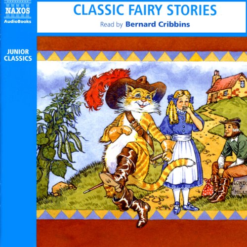 Classic Fairy Stories cover art