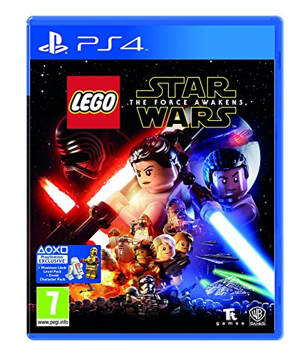 Lego Star Wars: The Force Awakens - PlayStation 4 [Importación inglesa]
