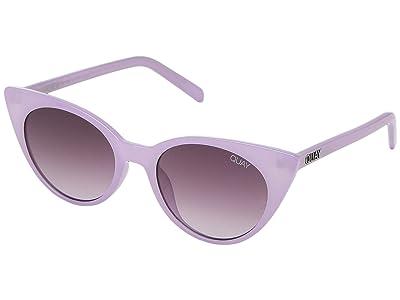 QUAY AUSTRALIA Aphrodite (Violet/Purple Fade) Fashion Sunglasses