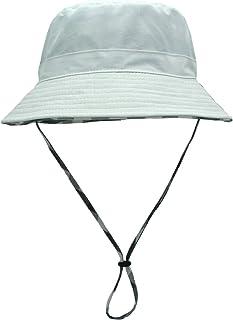 قبعة شمس كبيرة للنساء مع حزام ذقن قابل للفصل سريع الجفاف مقاوم للماء