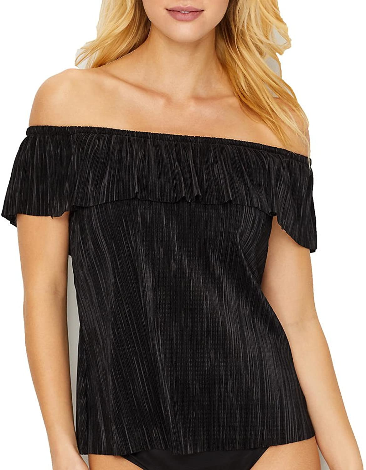 Magic Suit Pleats Please Kris Tankini Top