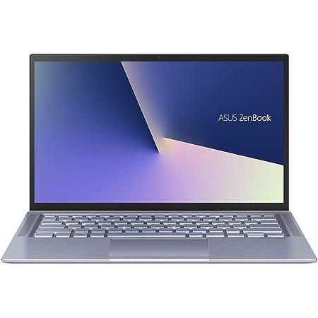 "ASUS Zenbook UM431DA-AM003, Portátil de 14"" FullHD (Ryzen R5 3500 , 8GB RAM, 512GB SSD, AMD Radeon Graphics, Sin Sistema Operativo) Metal Azul - Teclado QWERTY Español"