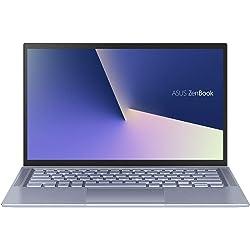 ASUS ZenBook 14 - Portátil de 14 FullHD (Intel Core i5-10210U, 8GB RAM, 512GB SSD, Intel UHD)