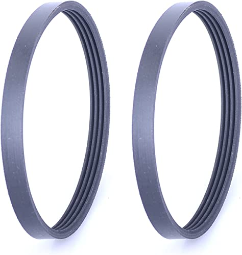 wholesale Mallofusa 2 Pack Motor Drive Belts Rubber sale Replacement for Sears Craftsman Band Saw popular Model Bandsaw 119.214000 outlet sale