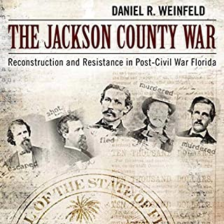 The Jackson County War cover art