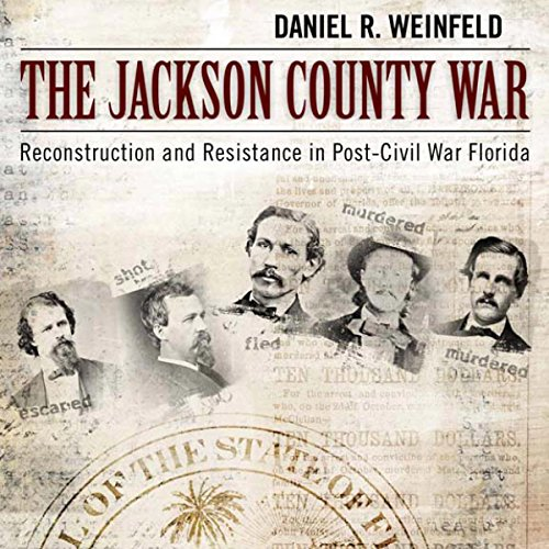 The Jackson County War audiobook cover art