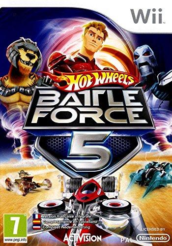 Hot Wheels: Battleforce 5