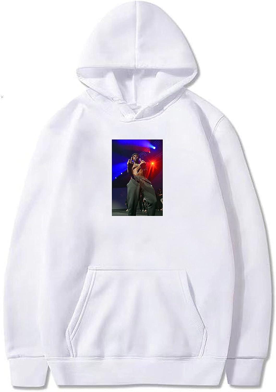 EST Gee Hoodie - Long Sleeve Sweatshirt Pullovers Streetwear Hooded For Teens Kids Adults Men Women