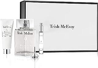 Trish McEvoy Set Sexy 9 Black Berry & Vanilla Musk For Women Eau De Parfum, 100 ml + Pen Spray, 6 ml + Body Cream, 118 ml