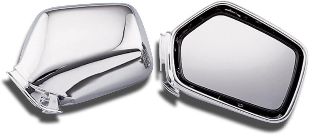 Show Chrome Memphis Mall Accessories Max 56% OFF 2-445 Mirror Unit
