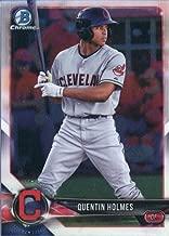 2018 Bowman Chrome Prospects #BCP88 Quentin Holmes Baseball Card *