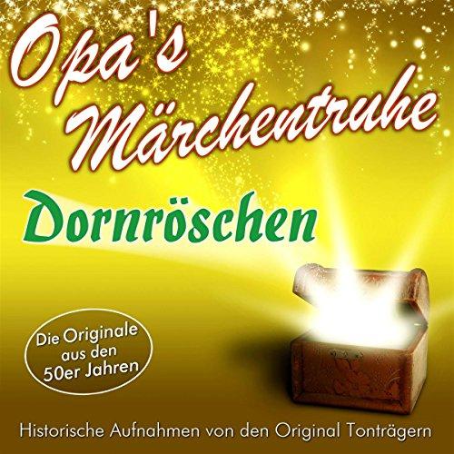 Dornröschen (Opa's Märchentruhe) audiobook cover art