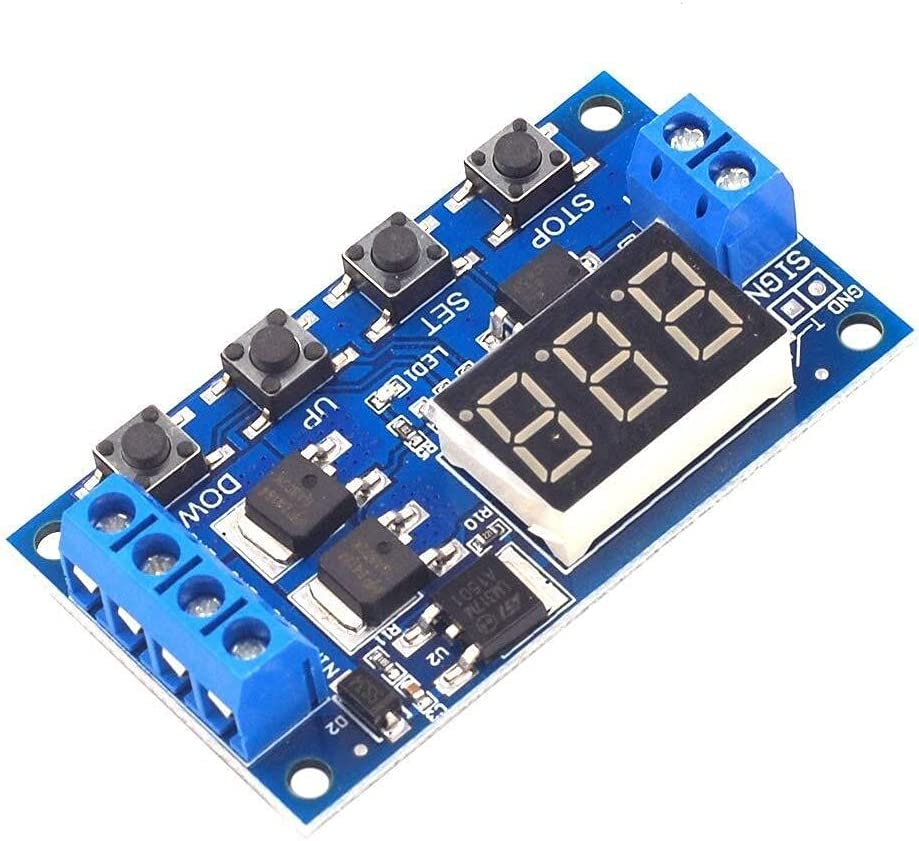 KXA Loop Timing Trigger Delay Circuit MOS Boar Transistor Directly managed store Switch Finally resale start