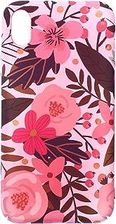 جراب خلفي سليم ا تصميم زهور لايفون XR من بوتر - متعدد الالوان