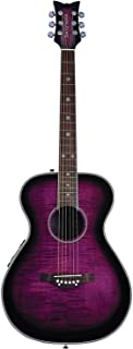 Best Daisy Rock 6 String Acoustic-Electric Guitar, Right, Plum Purple Burst (DR6222-A-U) Review