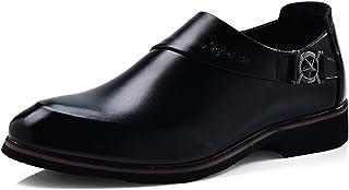 [クライン] ビジネスシューズ メンズ 6cm背が高くなるシークレットシューズ 紳士靴 本革 ウイングチップ 革靴