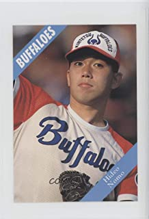 Hideo Nomo (Baseball Card) 1993 Calbee - Big Size #3