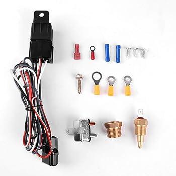 Engine Cooling Fan Controller Hayden 3652